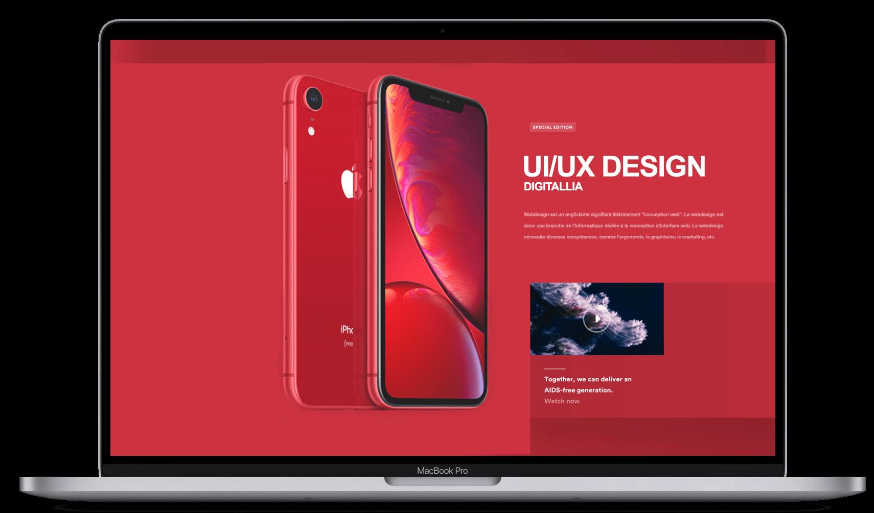 agence webdesign UI/UX