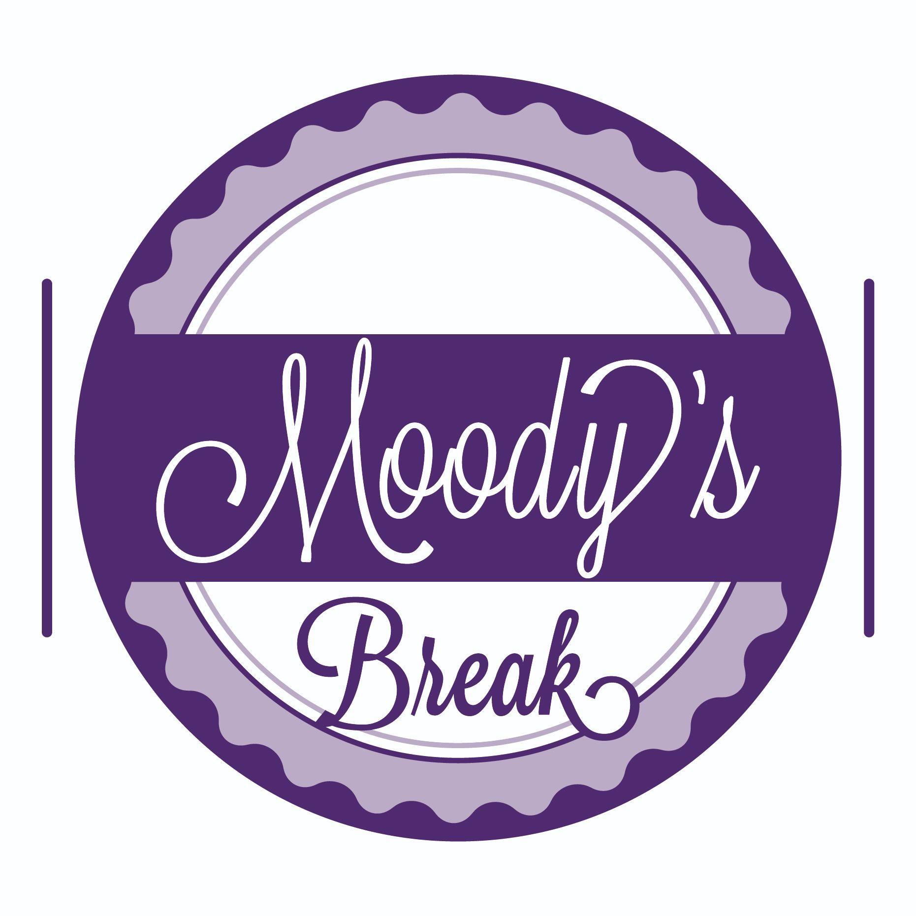 Logo moody's break